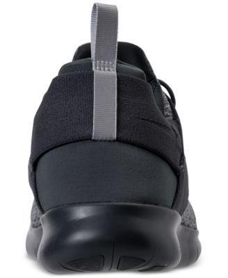 b4f3c2585b66 Black · Nike Men s Free Run Commuter 2017 Wide Running Sneakers from Finish  Line ...