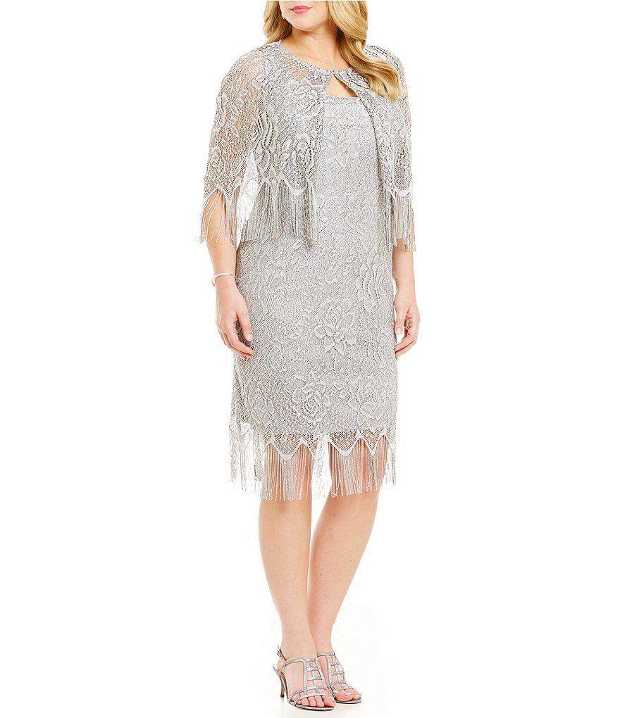 Sl fashions plus crochet jacket dress cam n makenzies wedding