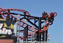 Pandemonium Six Flags Over Texas Six Flags Over Texas Roller Coaster Amusement Park Rides