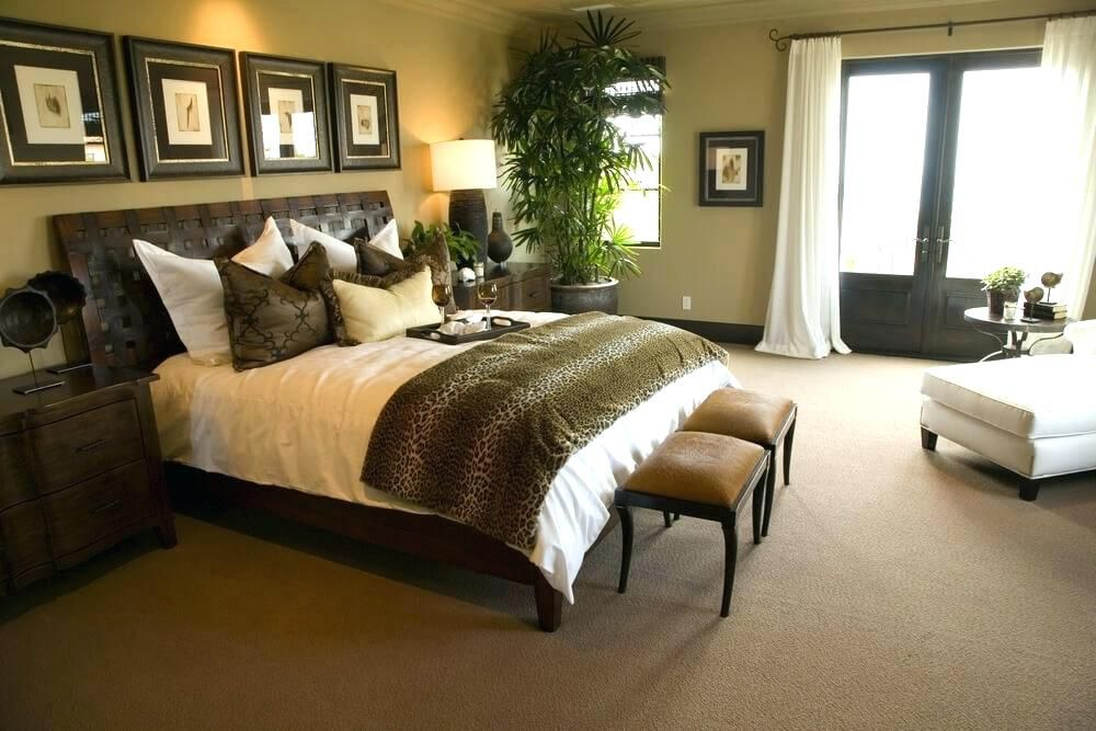 Bedroom Decorating Ideas Brown And Cream Cream And Brown Bedroom