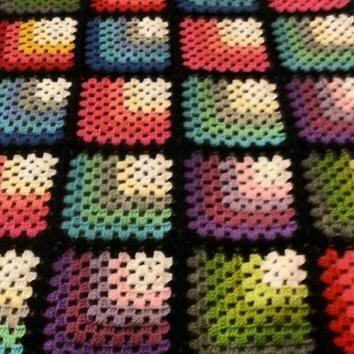 Yatak örtüsü | croché | Pinterest | Häkelmuster, Decken und Balkon
