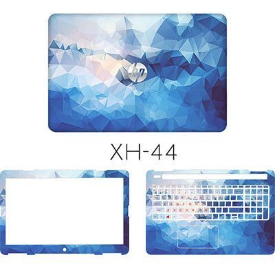 PVC Matte Laptop Sticker Decal Sticker Laptop Skin Cover For HP