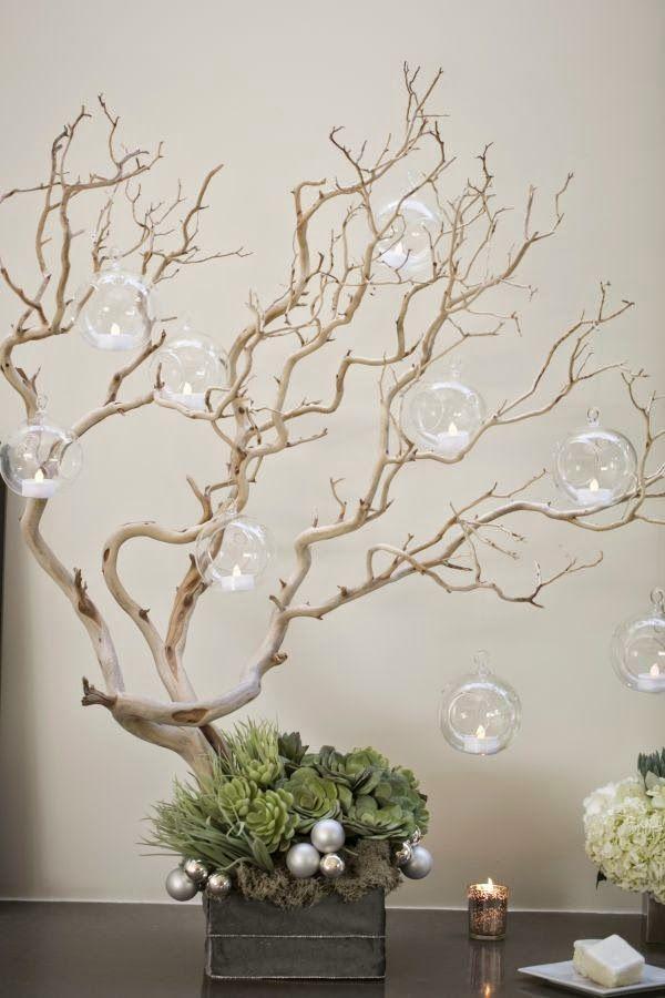 40 Stunning Winter Wedding Centerpiece Ideas Winter wedding