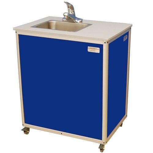Monsam Toddler Single Basin Portable Sink: 25'' PSE-2006 ...