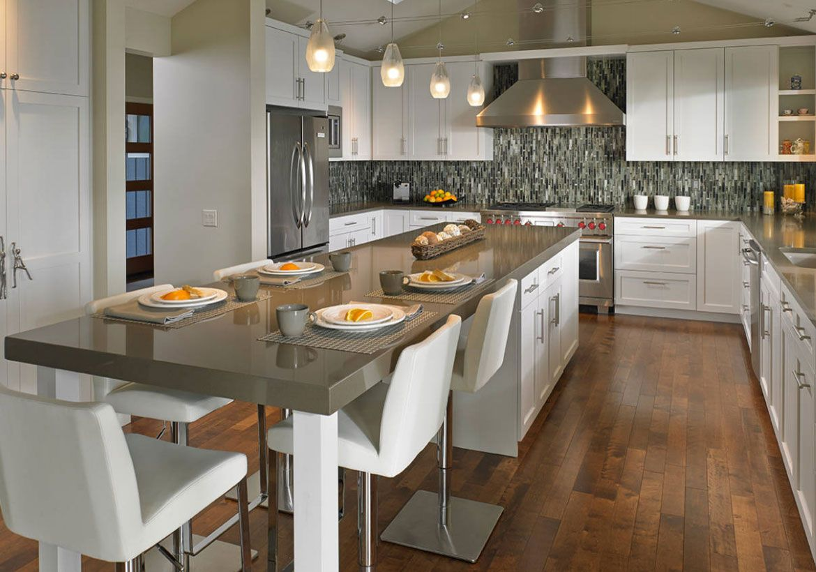 70 Spectacular Custom Kitchen Island Ideas Narrow Kitchen Island Kitchen With Long Island Kitchen Island With Bench Seating