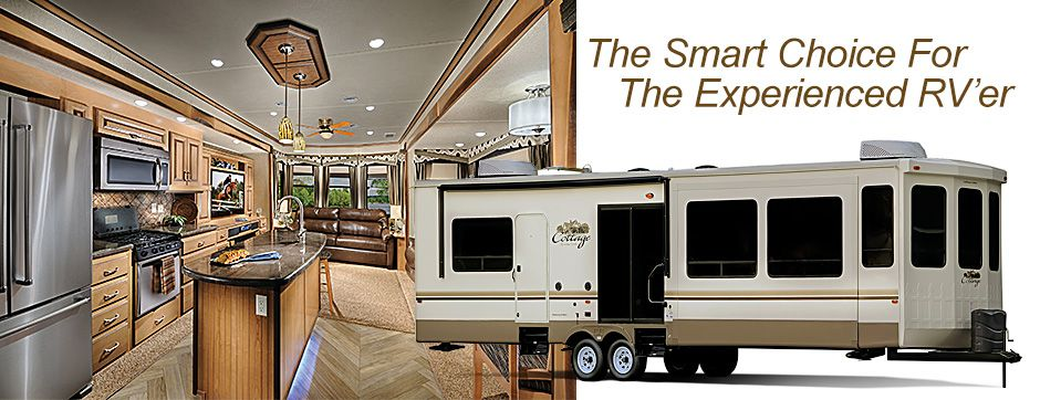 Admirable Cedar Creek Cottage Destination Trailers By Forest River Rv Interior Design Ideas Gentotryabchikinfo