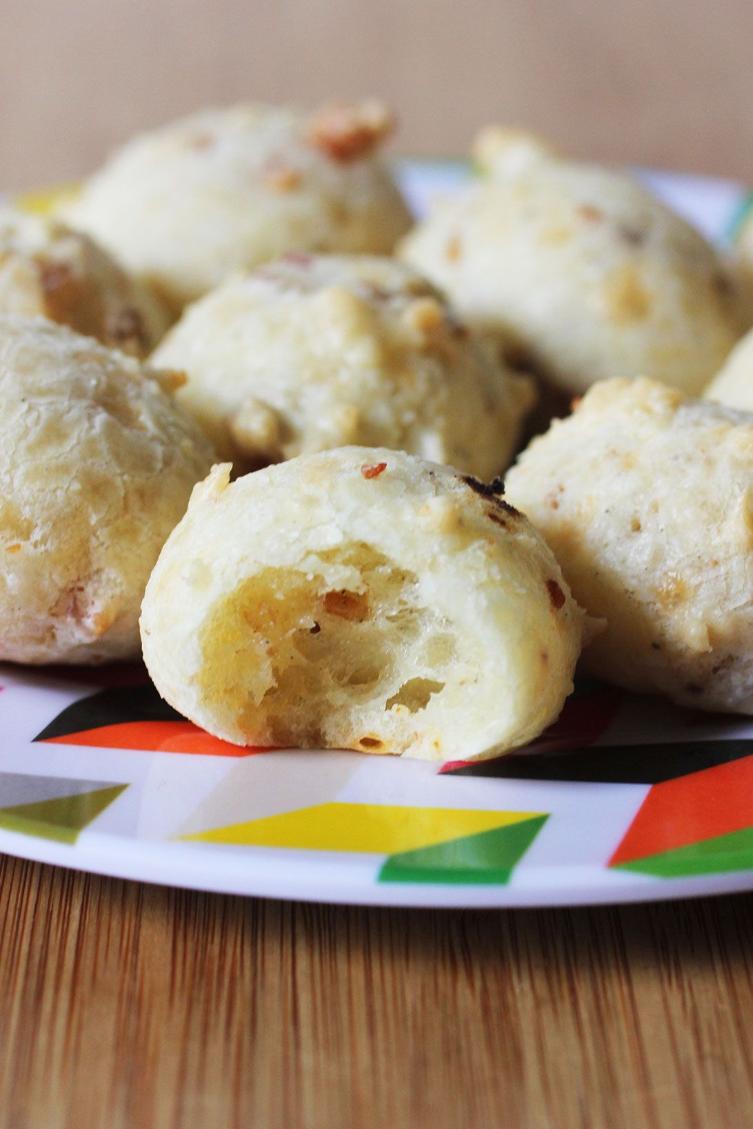 Brazilian Cheese Bread (Pão de Queijo Food, Food and