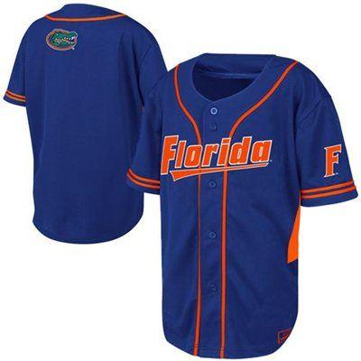 Florida Gators Youth Bullpen Jersey - Royal Blue. Florida Gators  BaseballTeam ...