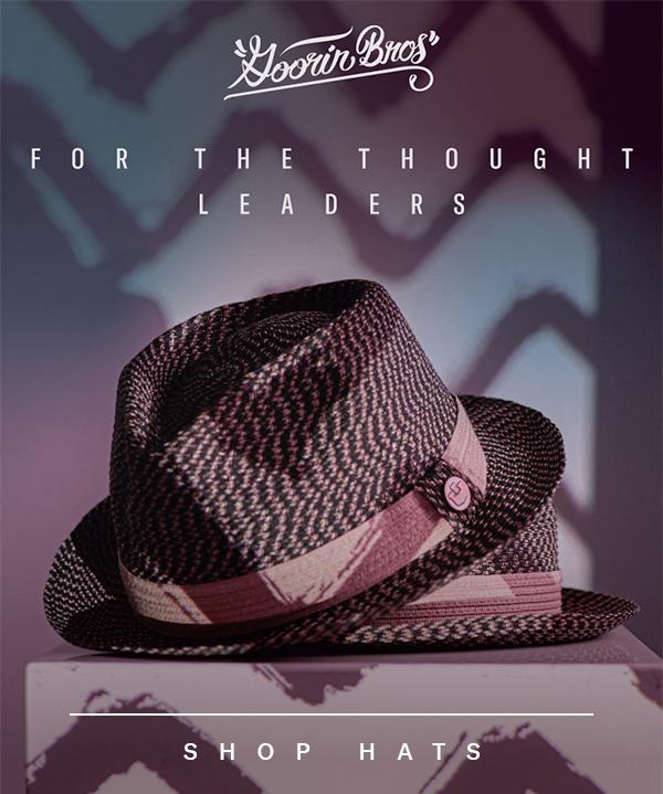 5e4d765cbf40e7 Two tone weave. Say no more. | Mens hats fashion in 2019 | Mens ...