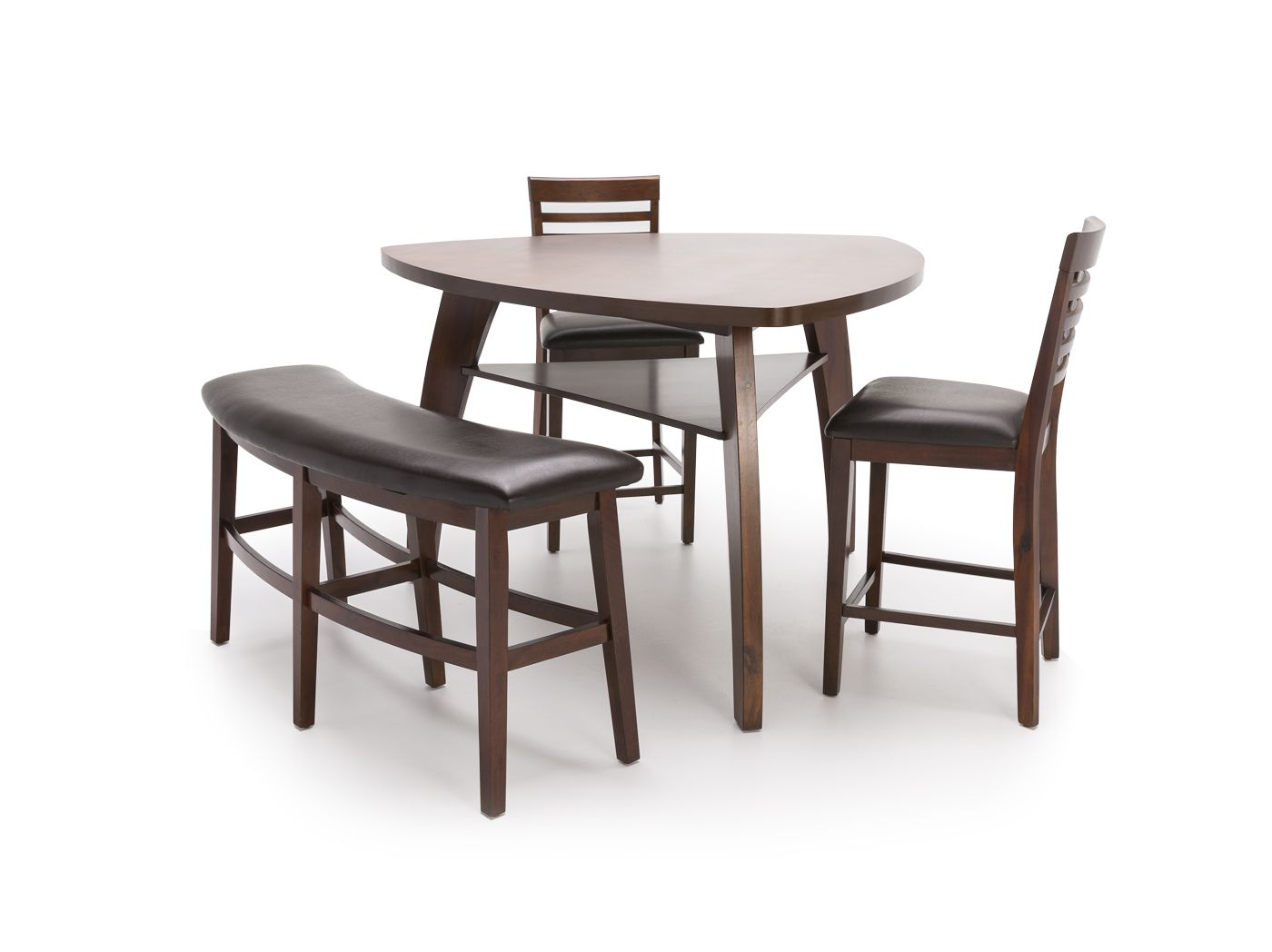 Thomas+Cole+Carlton+4-pc.+Triangle+Counter-Height+Dining+Set+# ...