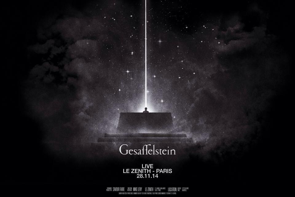 Gesaffelstein Poster