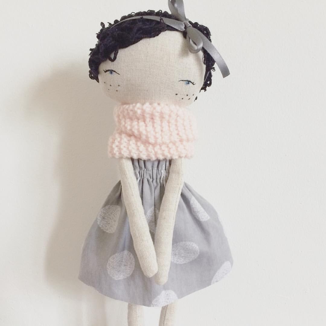 Pin de Luciana Messina en Felties, softies, rag dolls   Pinterest ...