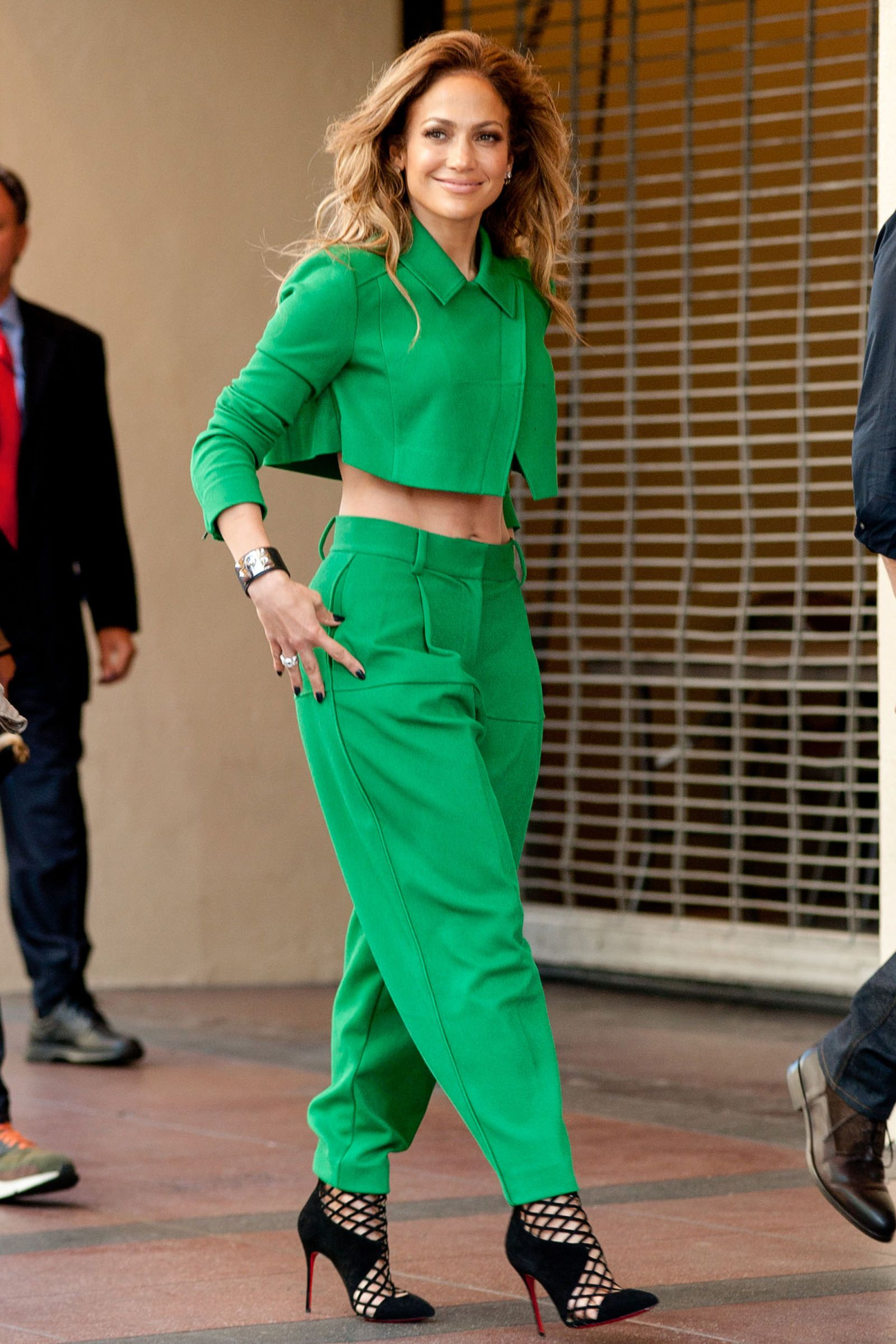 7c00173fcb3e All of Jennifer Lopez s Most Stunning Fashion Moments from 2018 ...