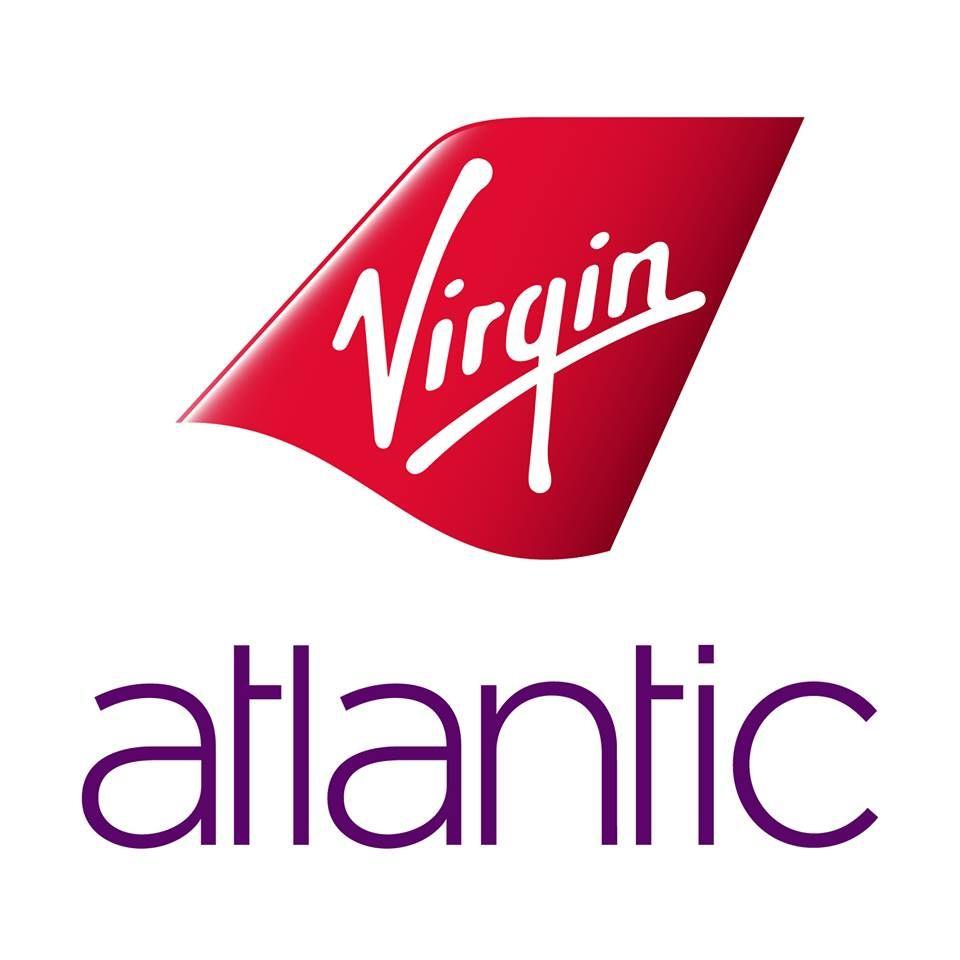 Resultado de imagen para virgin atlantic logo