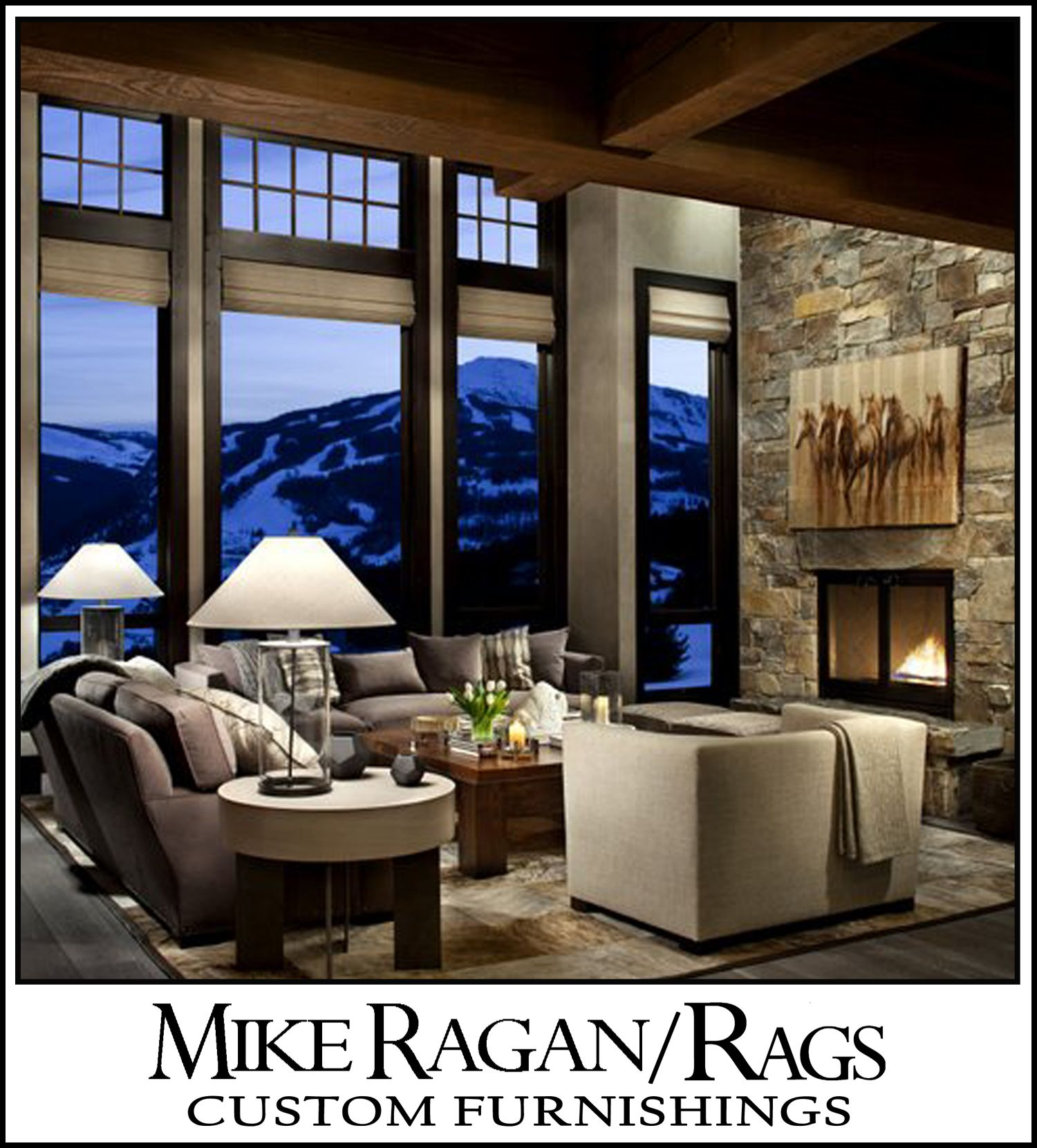 mountain living interior design by lisa kanning cozy on modern cozy mountain home design ideas id=35200