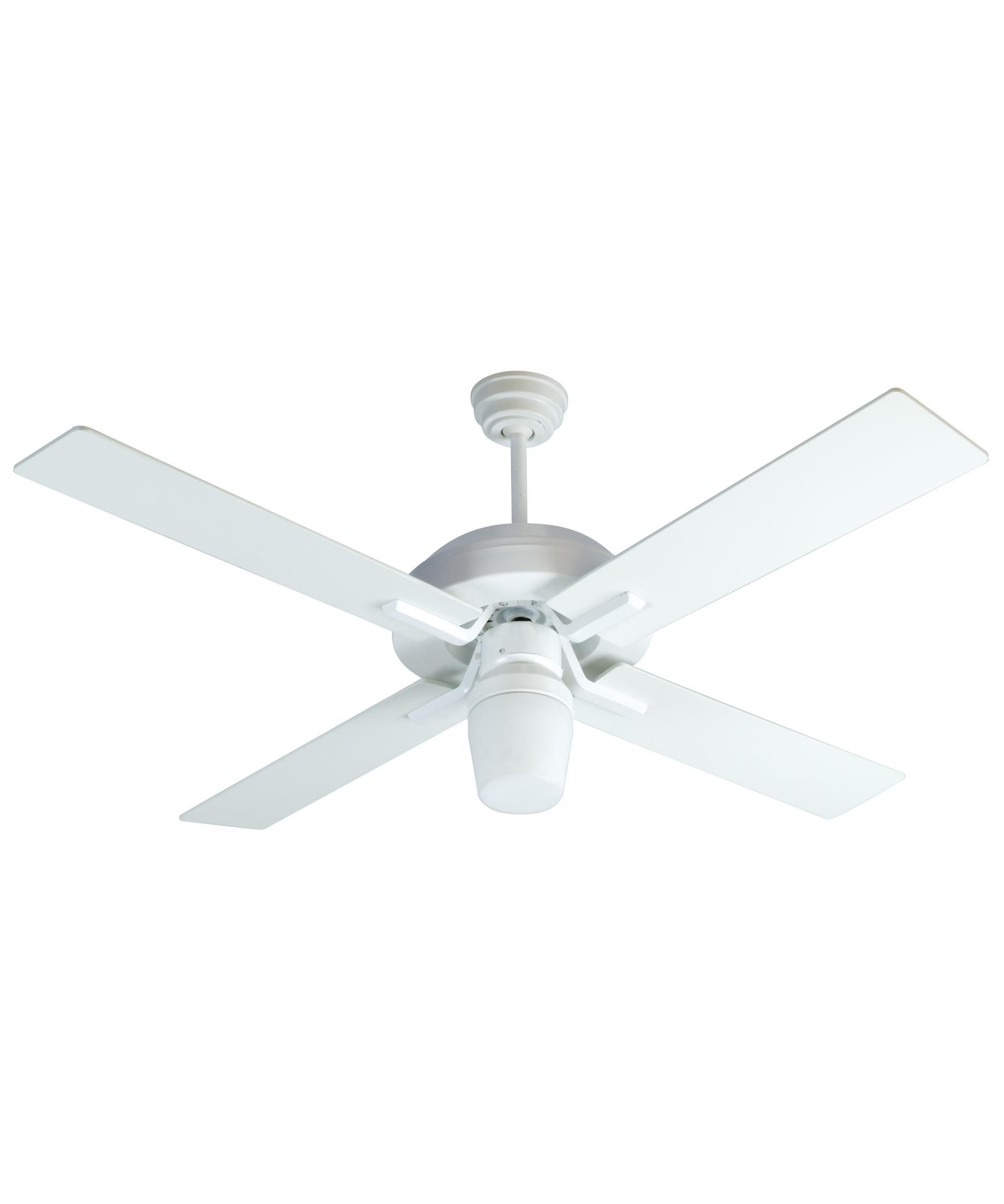 Craftmade SB52 South Beach 52 Inch Ceiling Fan With Light Kit