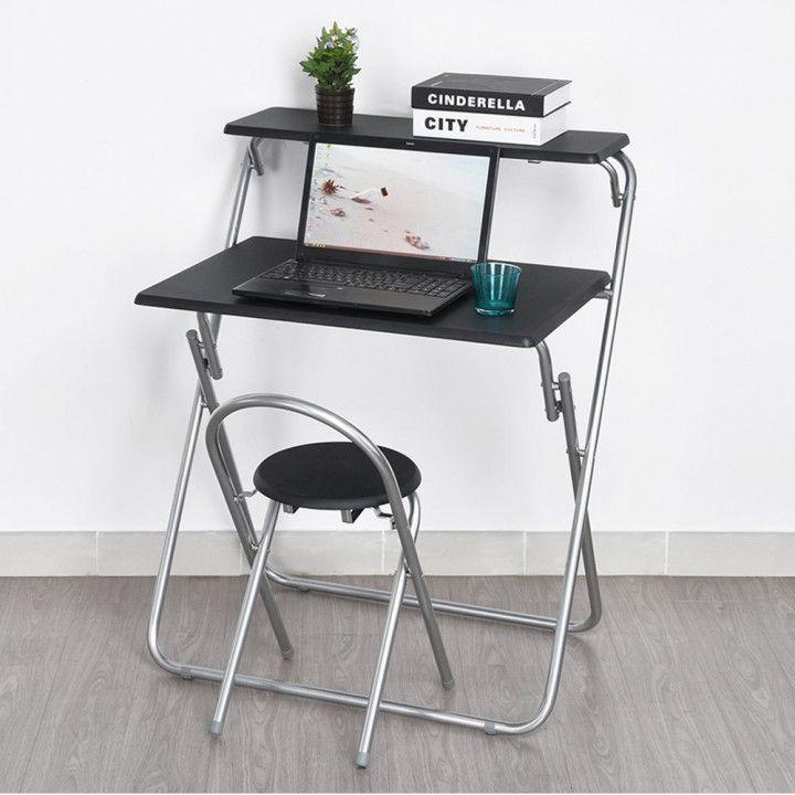 fold up desk chair diy wall mounted desk simple home design rh pinterest com