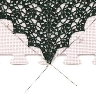 Lace Blocking Wires | Pride, Yarns and Stainless steel wire