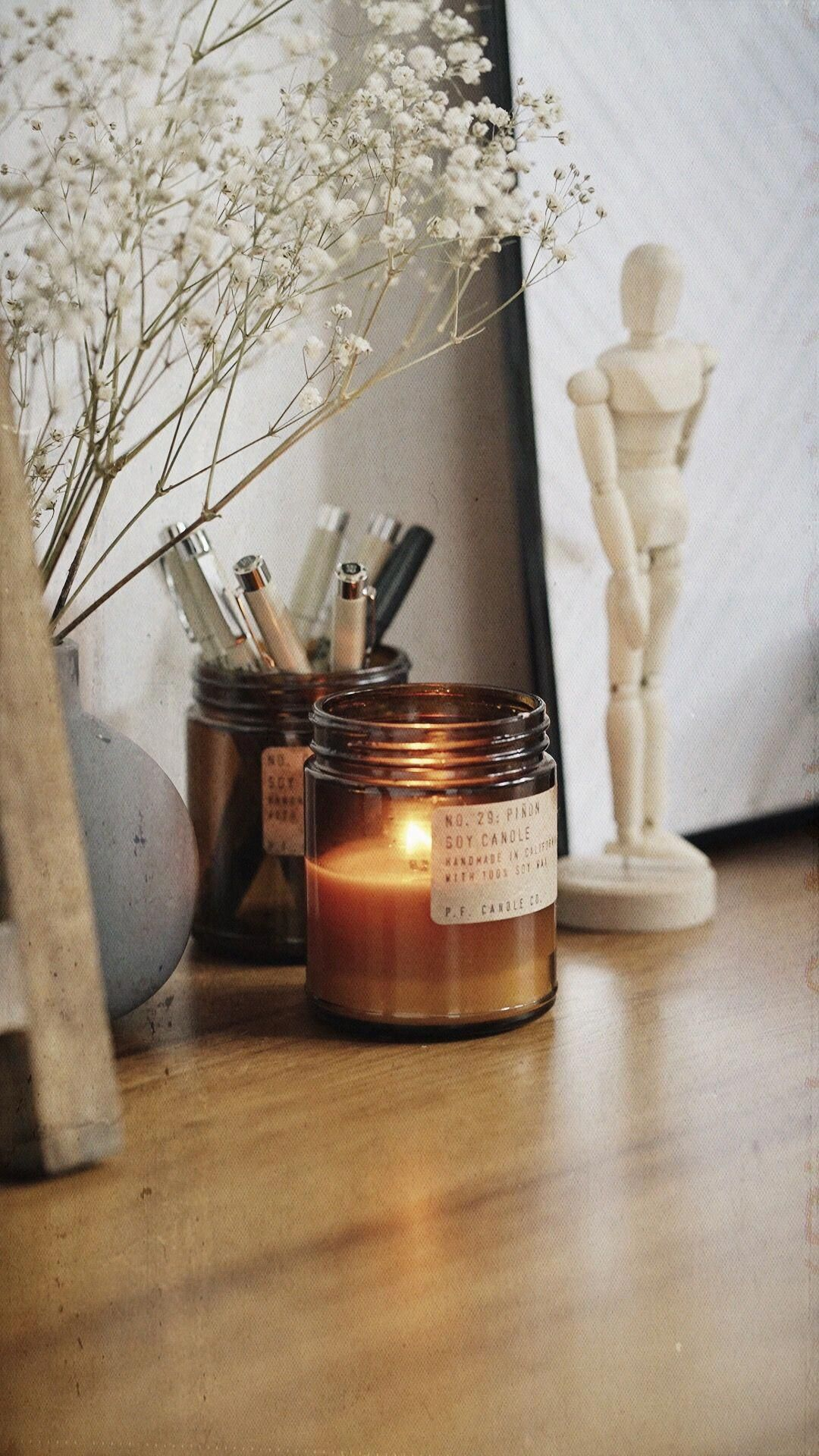 Candles Currently Burning (With images) | Beautiful houses ...