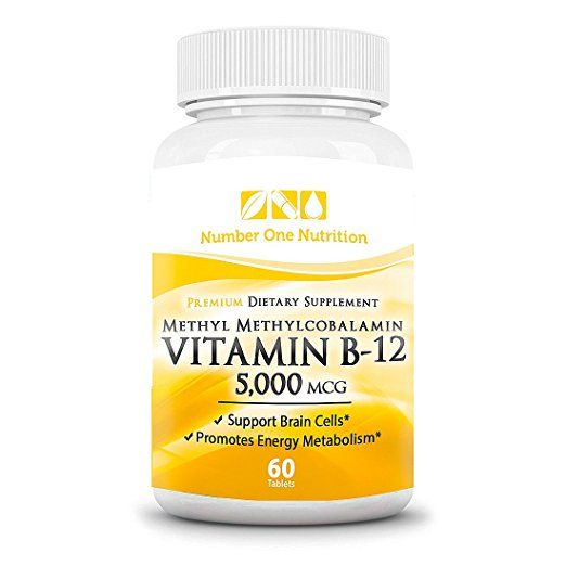 My doctor suggested a B vitamin supplement, so I decided to give the Number One Nutrition Vitamin B12 a try. The 5000 mcg dose means I am getting more than enough from one pill a day. My favorite thing about these vitamins are the shape - they are flat and oval, which makes them much easier to swallow. After taking these for a couple of weeks, I have to admit my physician was right and they have made a difference in my energy level and reducing that afternoon lag feeling.