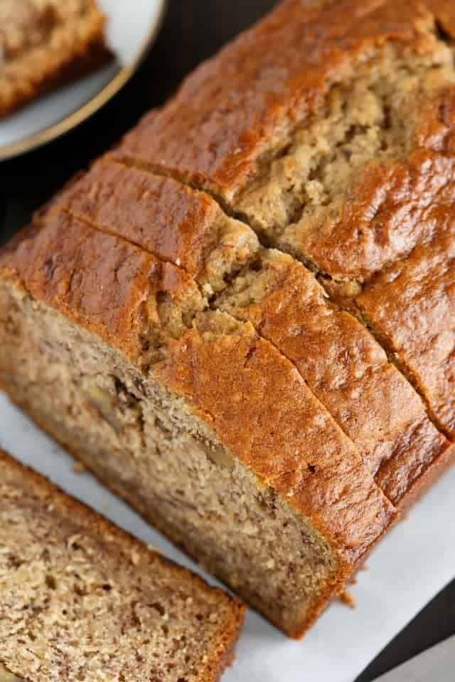 Best Ever Banana Bread #bananabreadrecipe
