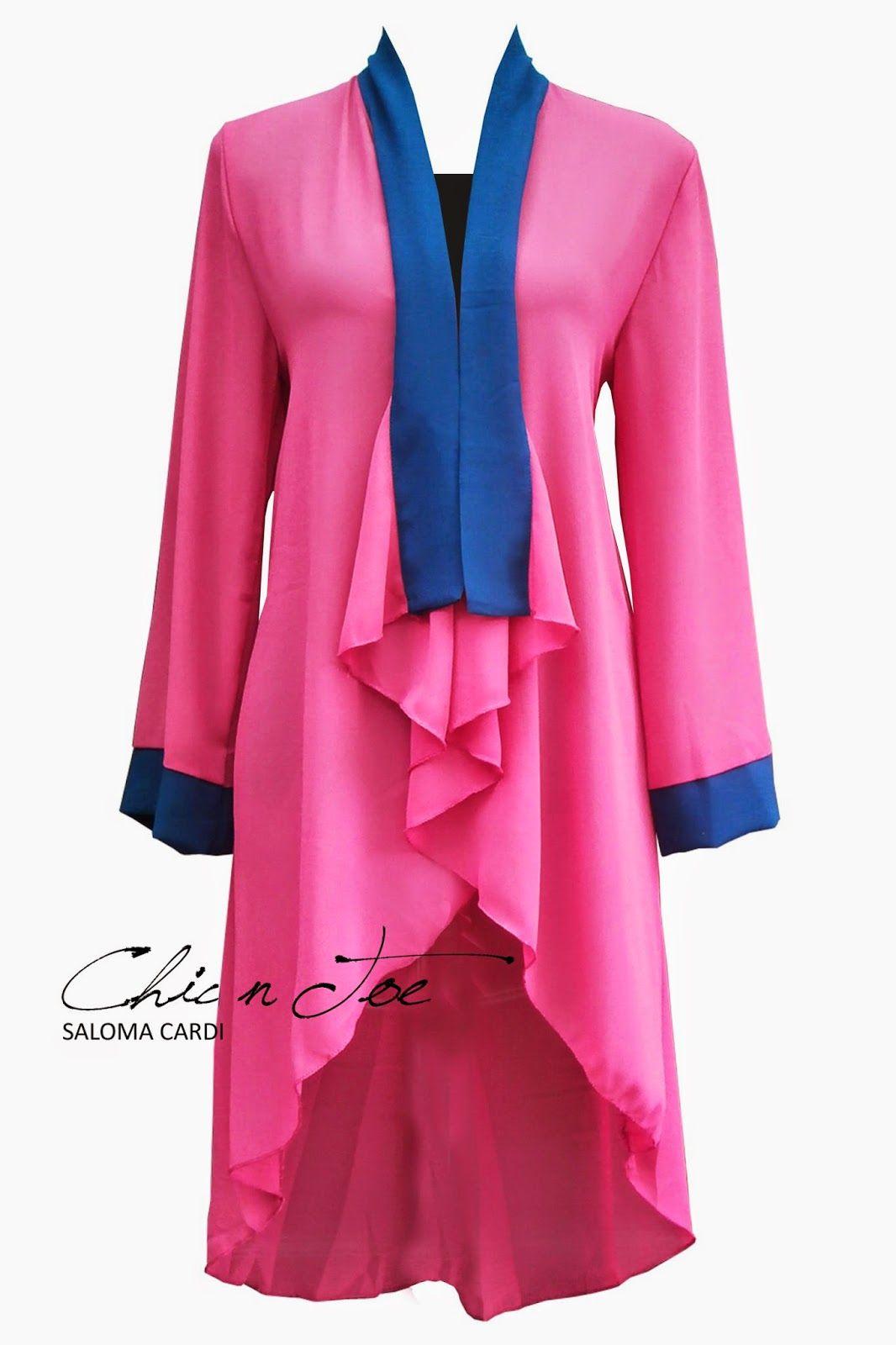 Model Kebaya Terbaru - Kebaya Kimono Saloma   Projects to Try ...