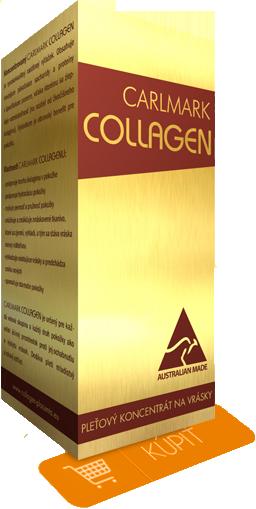 Pleťový koncentrát z rastlinného kolagénu