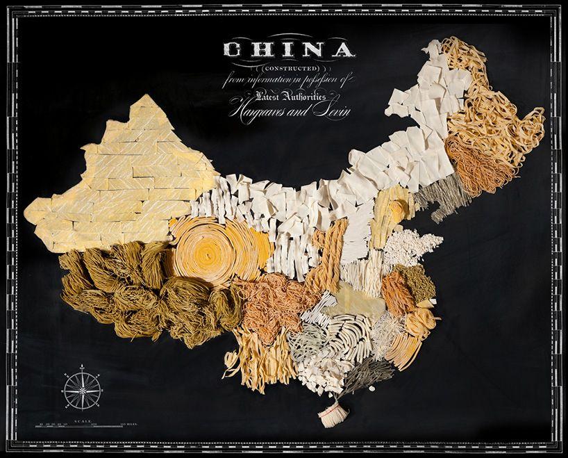 china food map china food map