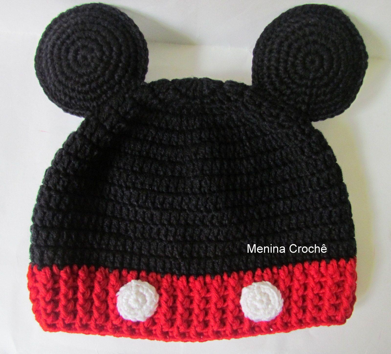 Touca Mickey Baby Mickey 7d127b623d2