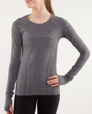 9381f4e4 ivivva fly tech long sleeve tee, $54 | Workout Clothes | Sport ...