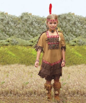 native american girls costume  sc 1 st  Pinterest & native american girls costume   indian costumes   Pinterest   Native ...