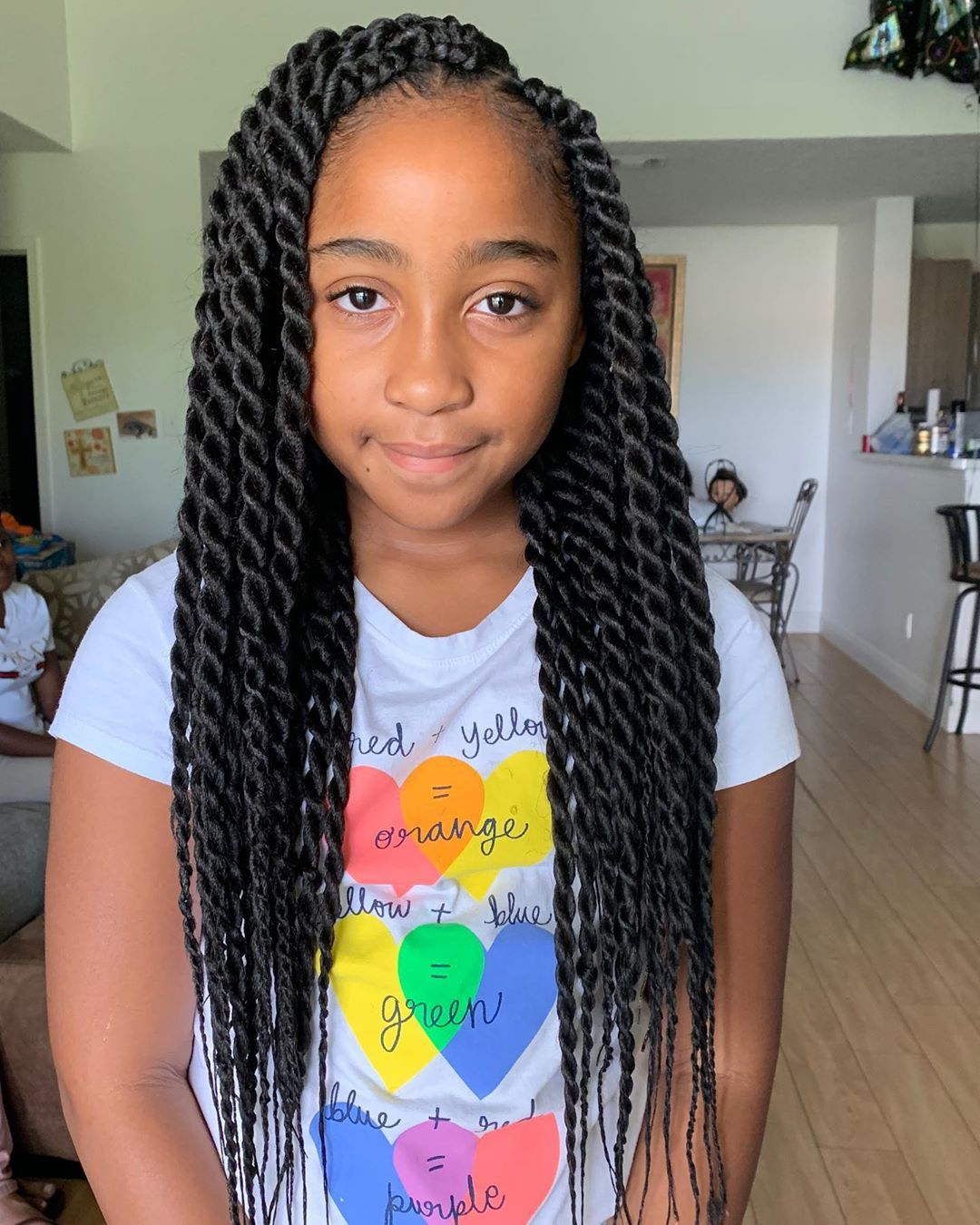 Cutest Hairstyles For Little Black Girls Little Girls Hairstyles African American Girls Hairst Cute Braided Hairstyles Little Girl Hairstyles Kids Hairstyles