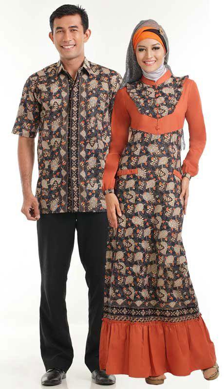Dress Batik Elegan Kombinasi Brokat Google Search Kebaya