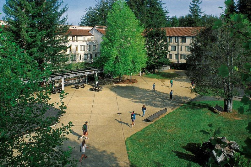 Porter College Around Campus Pinterest - Google maps kresgie college us santa cruz