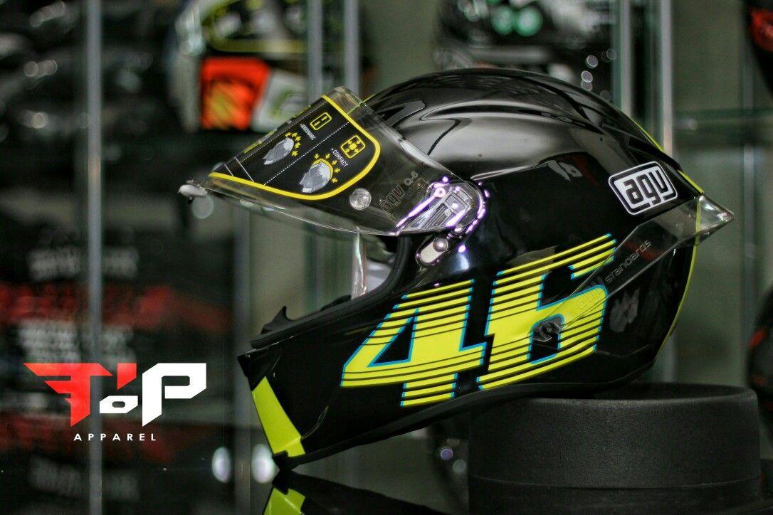 agv corsa vr 46 helmets own photo pinterest vr rh pinterest com