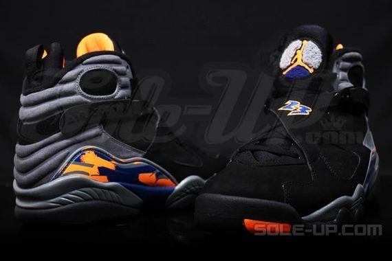"""Air Jordan VIII Retro """"Phoenix Suns"""""""