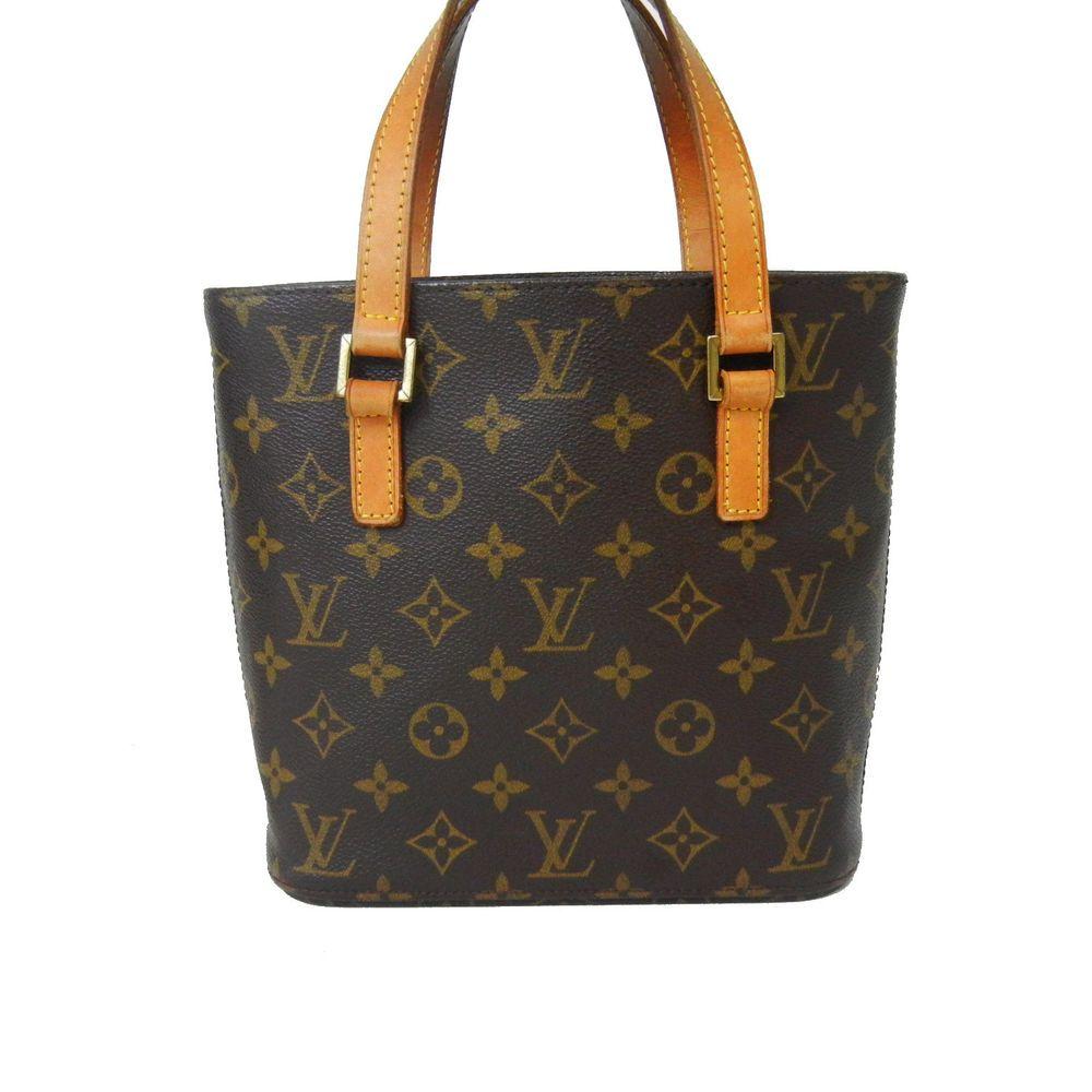 17172fcae211 Small Bag! Authentic LOUIS VUITTON Monogram Vavin PM Handbag M51172 Purse LV   LouisVuitton  Satchel