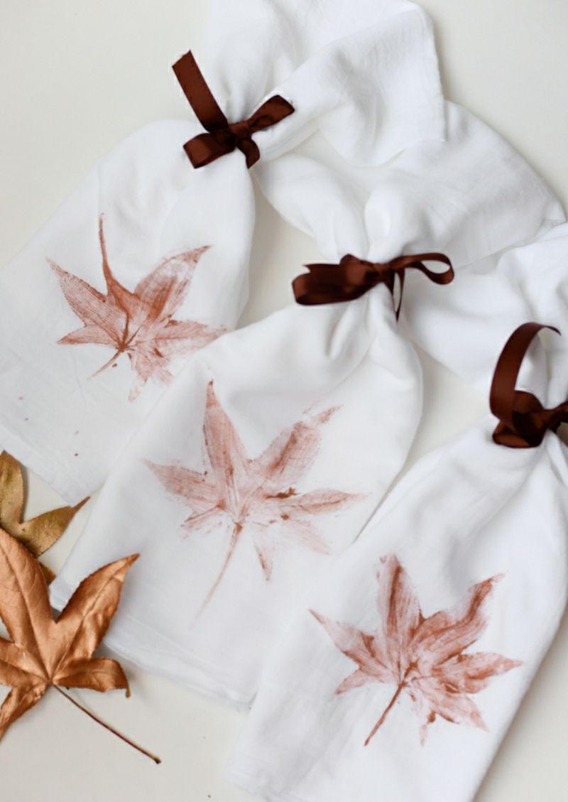 35 inspirierende Bastelideen für wunderschöne Herbstdeko ...
