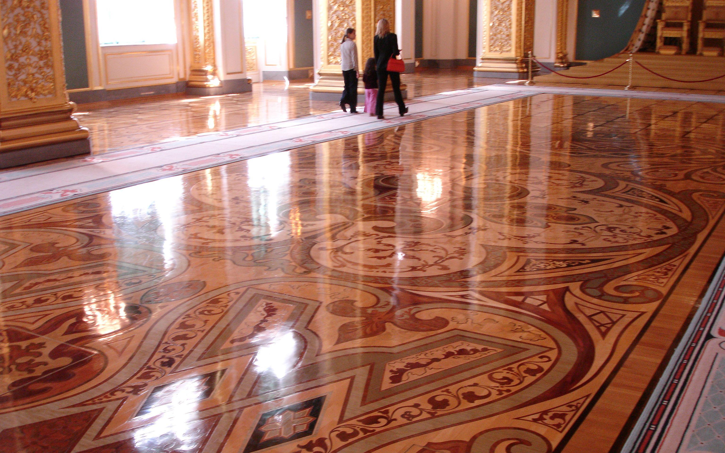 View Berti pavimenti legno intarsio laser elaborati pavimenti ad