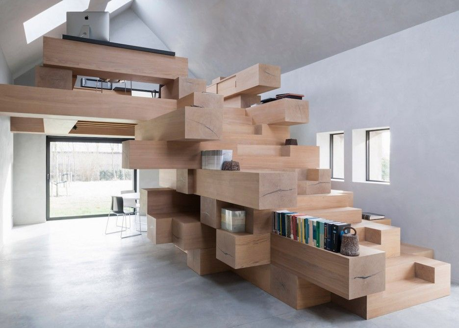home interior design stairs%0A Cool Staircase Designs Guaranteed To Tickle Your Brain