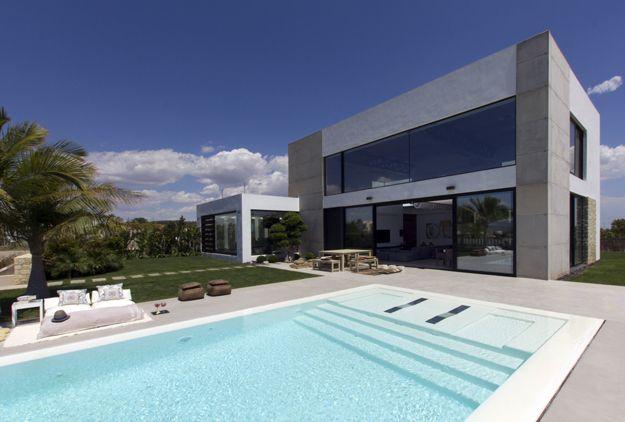 "Ascoz Arquitectura. Vivienda ""Essaouira"""