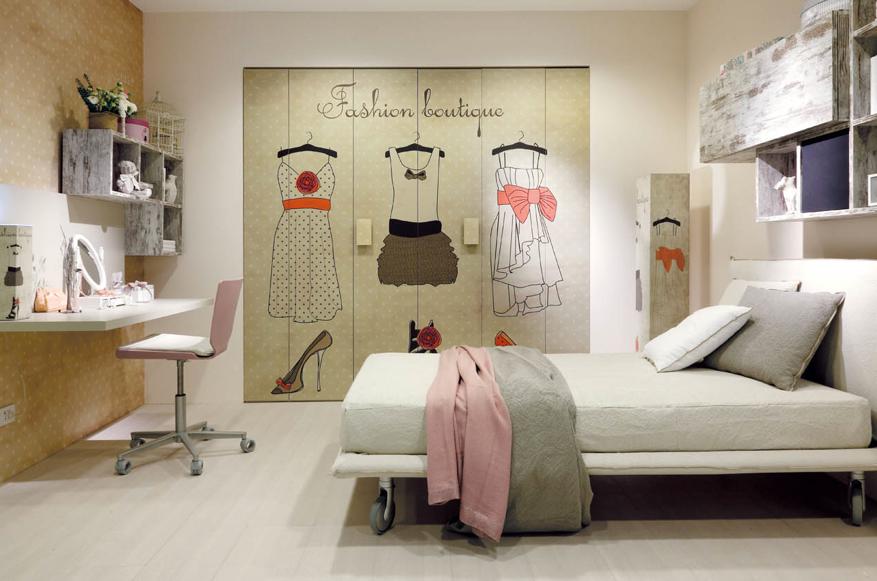 Stanze Da Letto Per Ragazzi : Idee camere da letto per ragazzi : design srl offre una vasta gamma