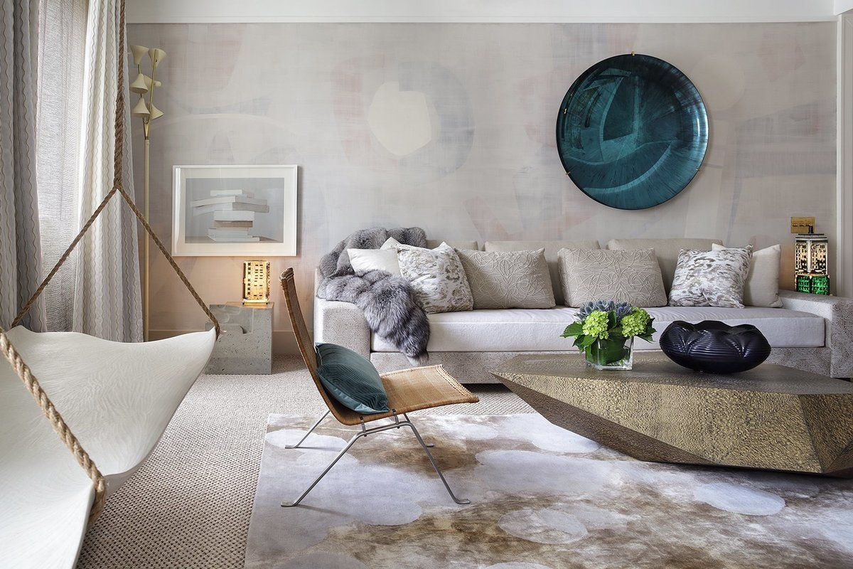 modern bedroom in new york ny by kips bay decorator show house rh pinterest es