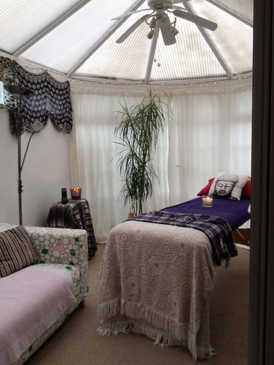Home based treatment room in Halsall Close