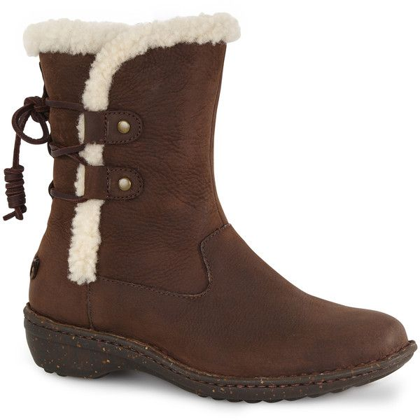 UGG Women's Akadia Boots ($180) ❤ liked on Polyvore featuring shoes, boots,