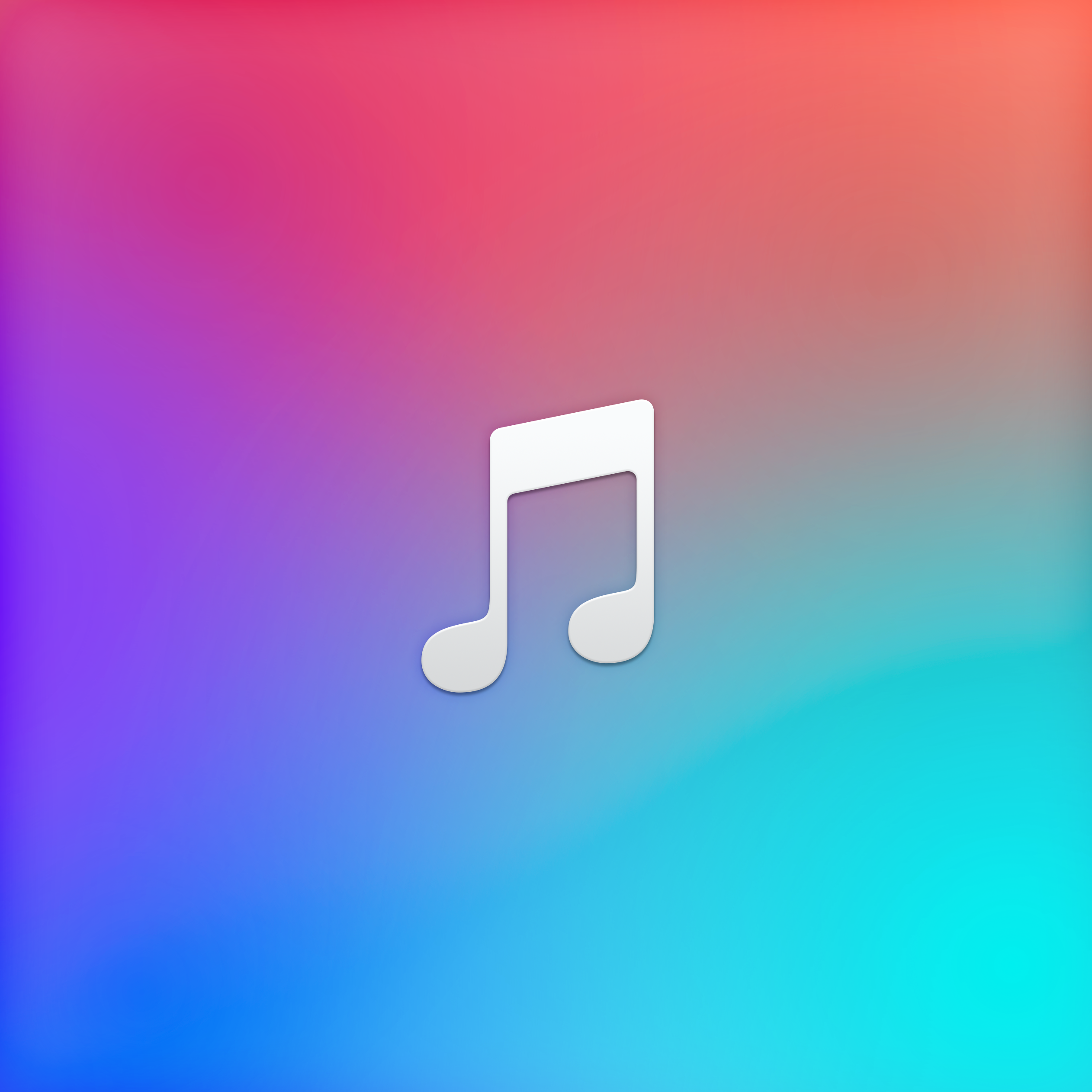 Apple Musicinspired Wallpapers For IPad IPhone And Watch