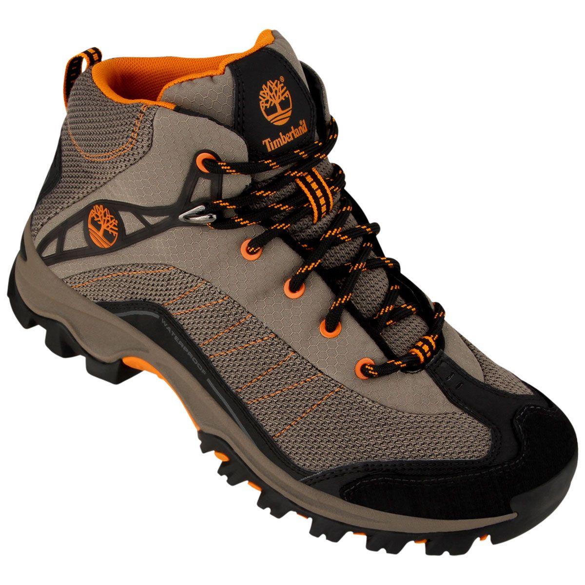 055316fe450 A Bota Timberland Piper Trail é perfeita para o espírito aventureiro. Suas  costuras seladas impedem