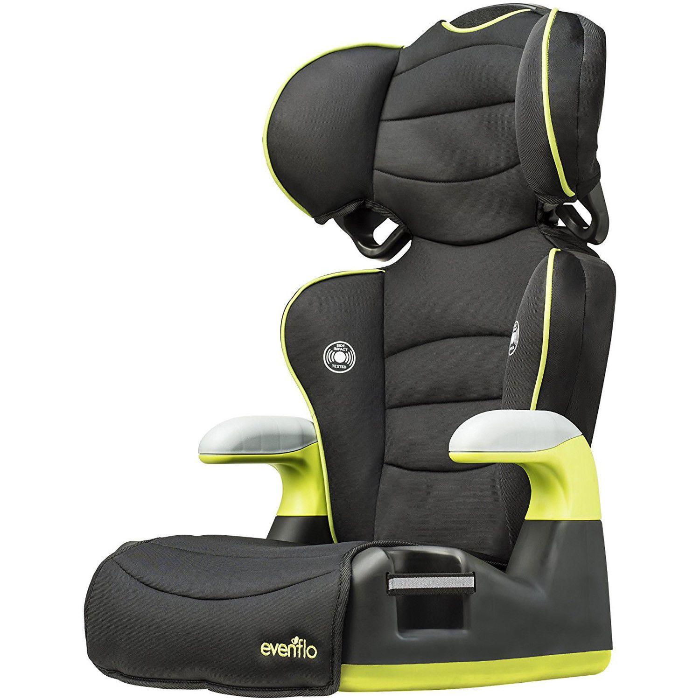 Big Kid High Back Amp Booster Children Car Seat Safety