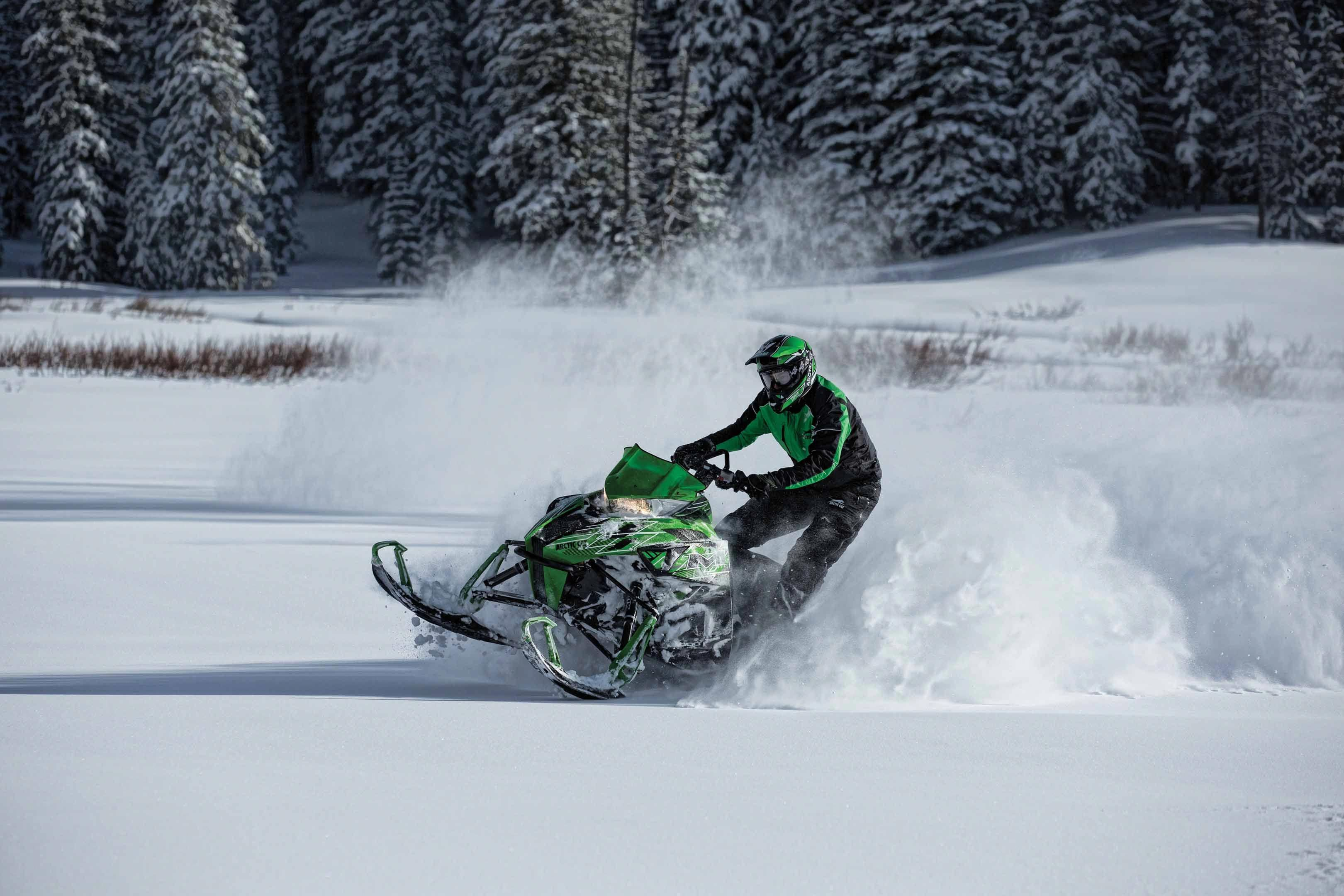 Arctic Cat Snowmobiles (With images