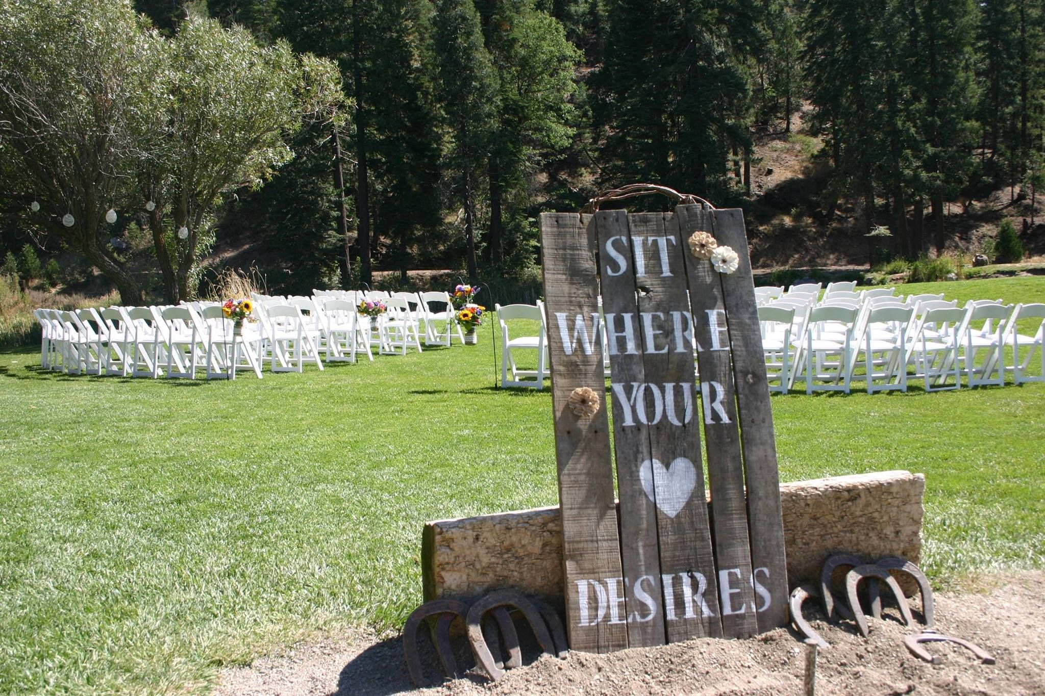 beautiful wedding places in northern california%0A Ranch Wedding